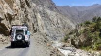 Cordillera bis Trujillo - 17