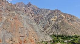 Cordillera bis Trujillo - 22